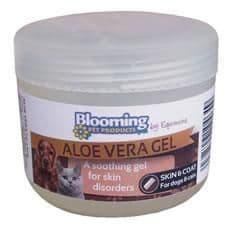 Equimins blooming pet aloe vera gel